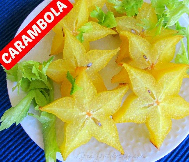 Carambola Will Make Your Mouth Dance!