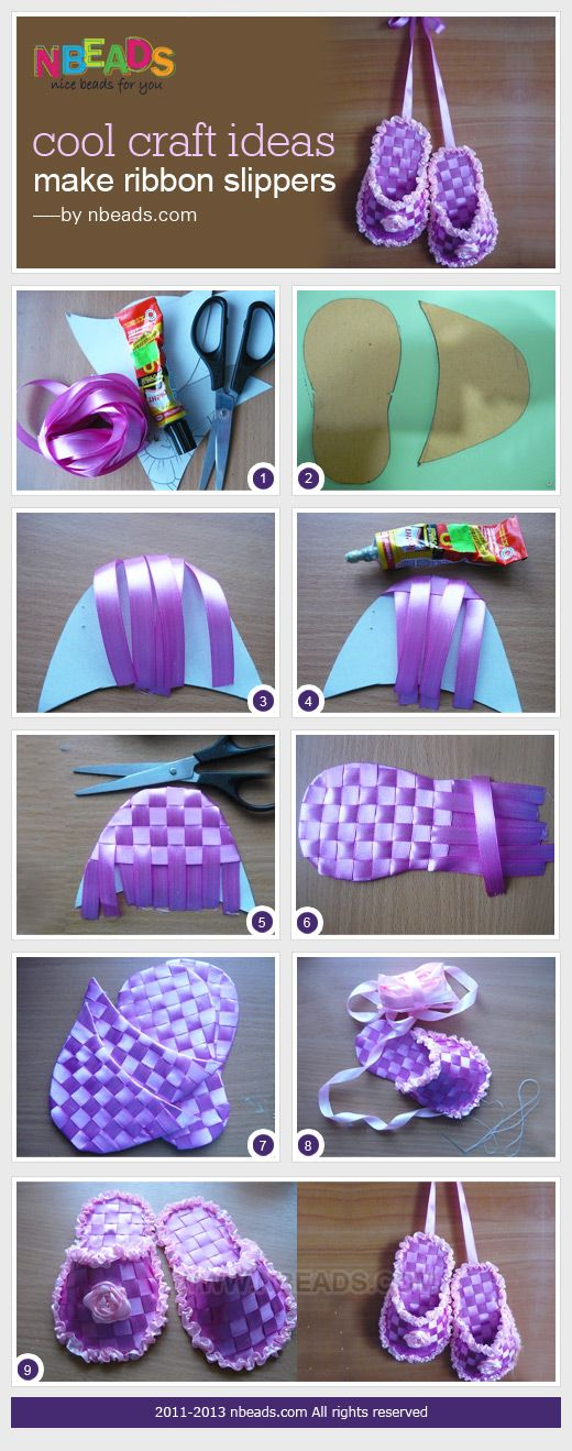 258 best images about dom on pinterest modern kitchen for Ribbon crafts to make