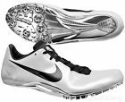 Nike Zoom JA Fly Track & Field Sprinting Shoes Sprint Spikes in Silver & Black  http://stores.ebay.com/Gear-House-Clearance/Nike-/_i.html?_fsub=7695287018