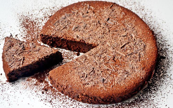 Gluténmentes eszpresszós csokitorta recept