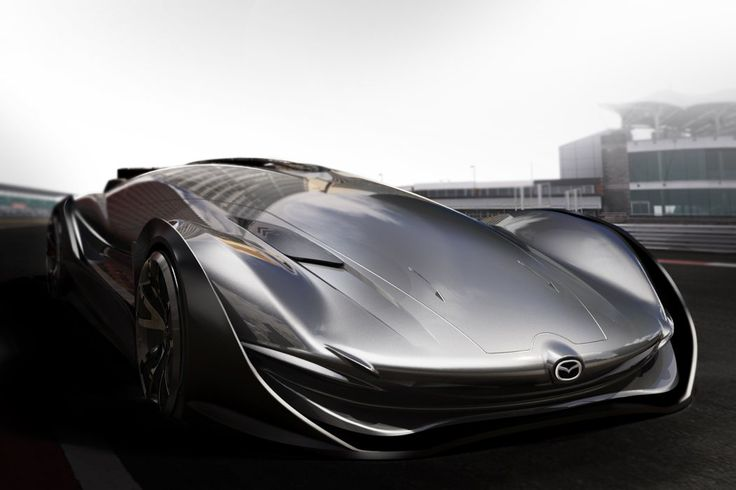 Mazda Vision Granturismo