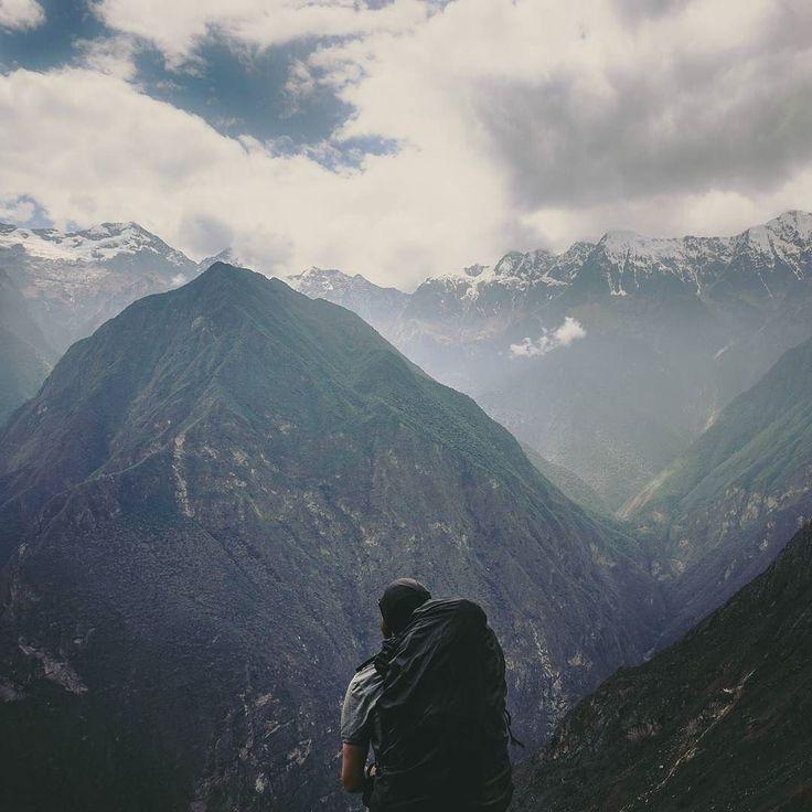 Hiking the Choquequirao-Trek from Cachora to Machu Picchu. 9 Days trough an amazing landscaoe.  . . . #choquequiraotrek #hiking #hikingculture #hikingworldwide #peru #southamerica #discoversouthamerica #travel #travelphotography #travelgram #passionpassport #neverstopexploring #earthpix #thegreatoutdoors #nature #lifeofadventure #mothernature #landscape #landscapephotography #roamtheplanet #letsgosomewhere #picoftheday #wanderlust #ourplanetdaily #stayandwander #backpackersjournal…