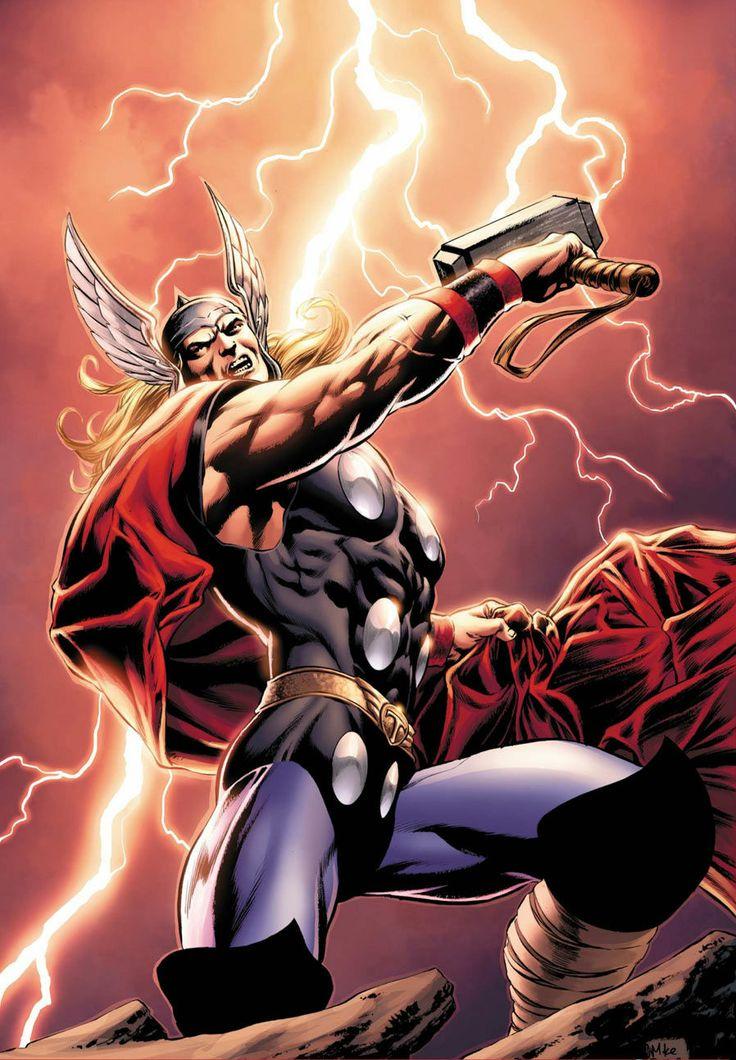 artwork gods lightning marvel - photo #27