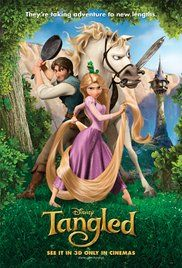 Tangled (2010) PG | 1h 40min | Animation, Adventure, Comedy | 24 November 2010 (USA) ~~~~GOSH THIS WAS JUST THE GREATEST....ALL WILL ENJOY SHARING ITS FULL .....