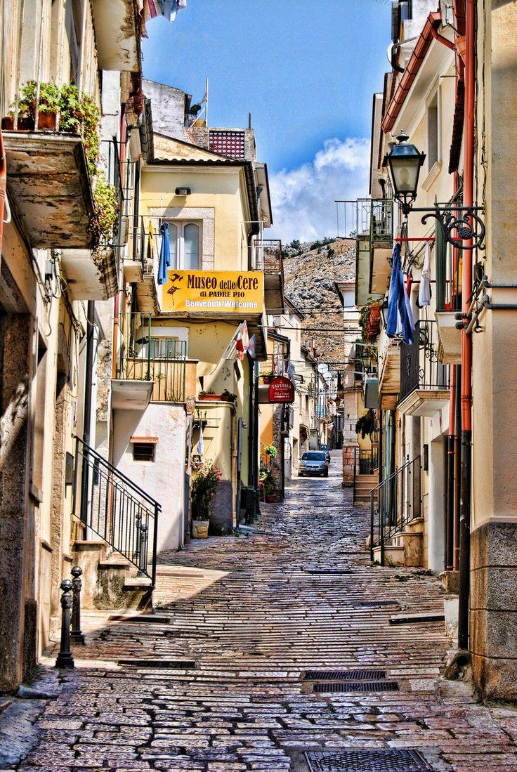 San Giovanni Rotondo, Foggia, Italy, Puglia