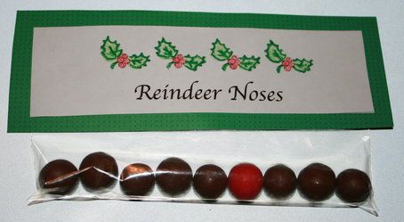 reindeer noses, reindeer noses, reindeer noses poem, reindeer noses ...