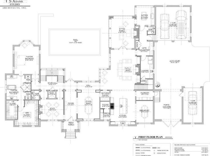 17 Best Images About Plans On Pinterest House Plans