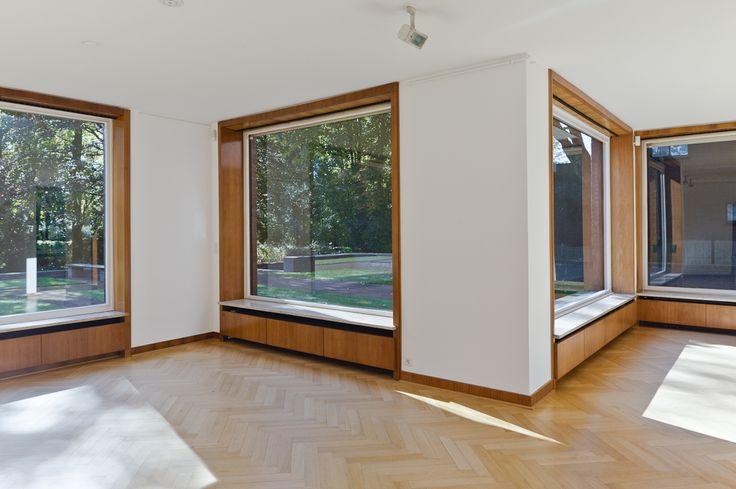 mies van der rohe s krefeld villas nrw pinterest. Black Bedroom Furniture Sets. Home Design Ideas