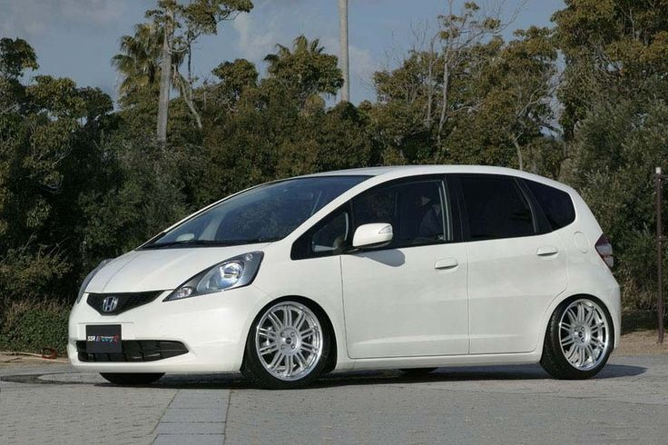 Custom Honda Fit Google Search Cars For Women Honda