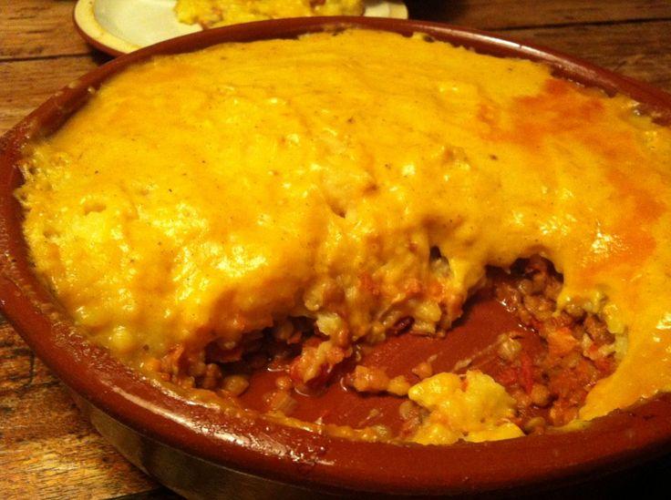 Groenteschotel met rijst en linzen - Karen Drost