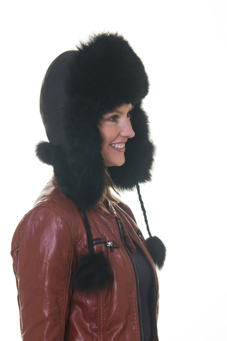 Trapper Hat #Alpaca #Fur #luxury #snow