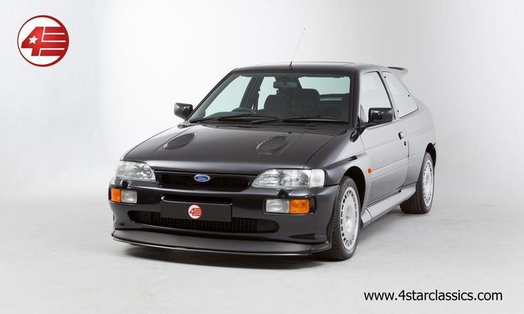 Check out this Escort. for sale: ford escort rs cosworth monte carlo 2.0 4x4 1994 /// 37k miles