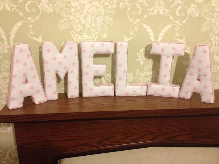 115 best alphabet craft fabric covered letters images on for Fabric covered letters for nursery