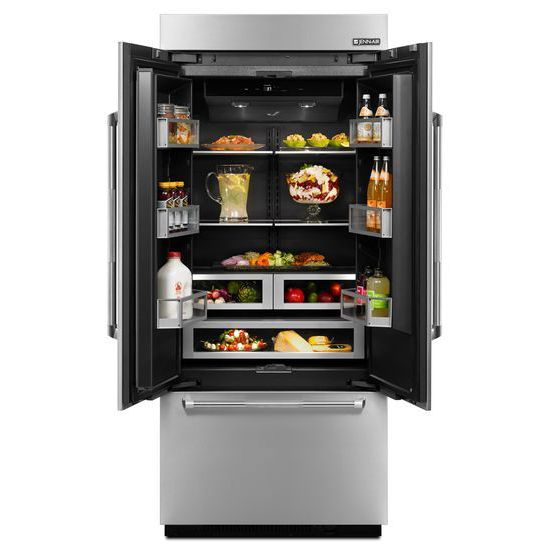 1000 Ideas About French Door Refrigerator On Pinterest Stainless Steel Doors Upright Freezer