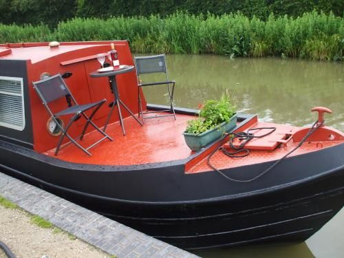 Image result for tug narrowboat