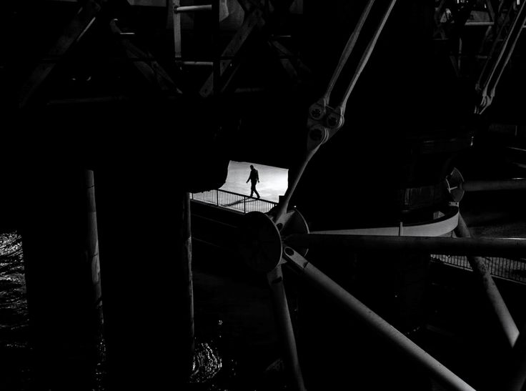 © Rupert Vandervell Fade to Black