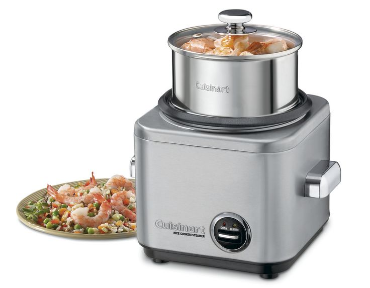 CRC-400 - 4-Cup Rice Cooker - Slow Cookers & Rice Cookers - Products - Cuisinart.com