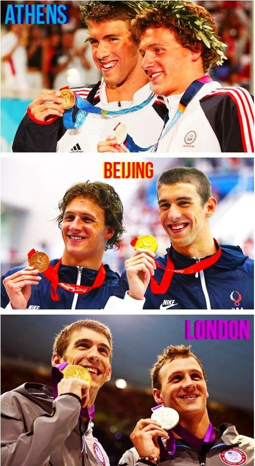 Dear Ryan Lochte;  The world thanks you greatly for finally cutting your hair to an acceptable legnth :)