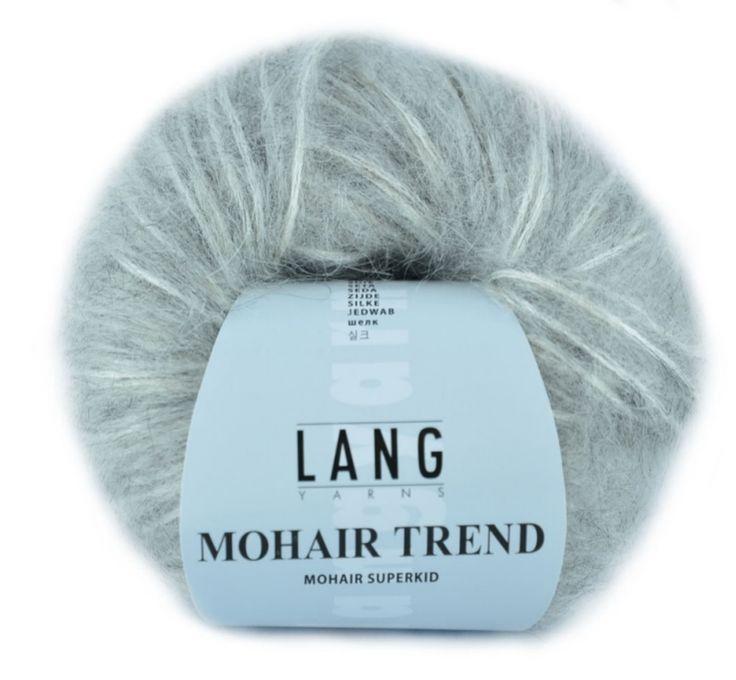Mohair Trend Lang Yarns ll 25g/75m