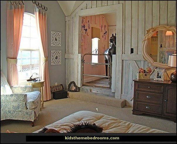 girls horse theme bedroom decorating ideas horse themed rooms