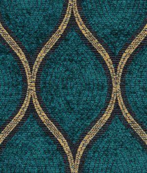 Mélanger les Iman oreiller coussin turquoise or coussin par DEKOWE