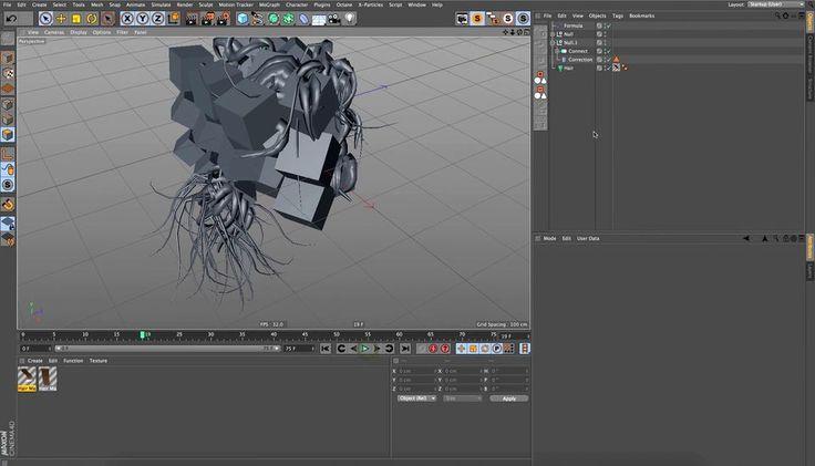 Hair Clone in Cinema 4D http://www.cgmeetup.net/home/hair-clone-in-cinema-4d/