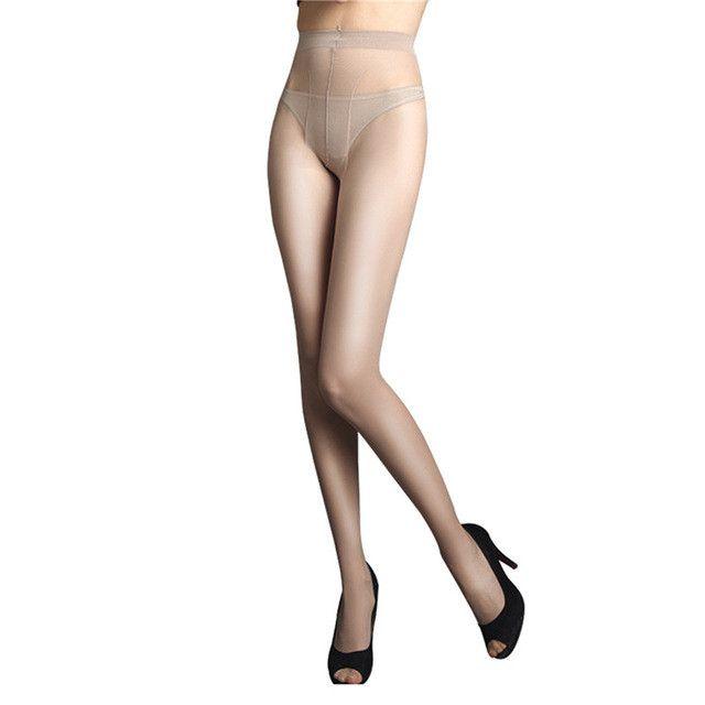 JUMEAUX 2017 Summer New Elastic Tights Women Collant Sexy Silk Stockings Anti-hook Thin Pantyhose Medias Sexy Nylons Women