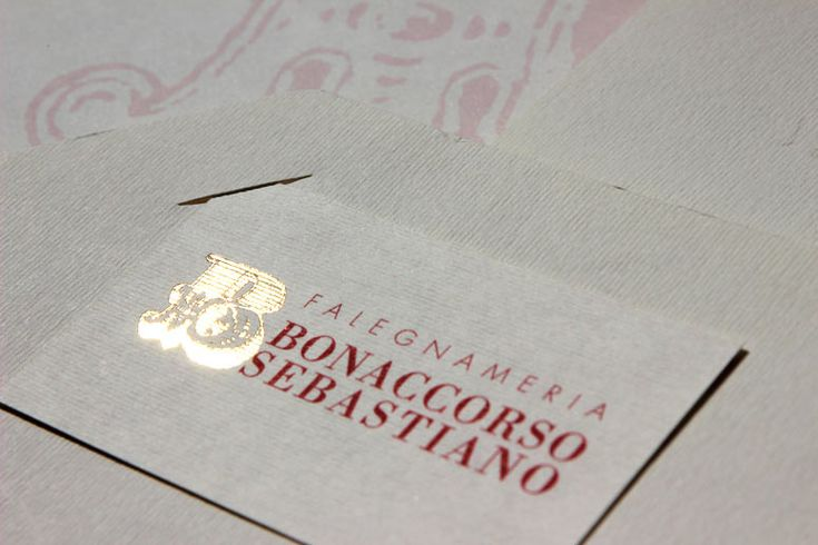 Sebastiano Bonaccorso Corporate identity by CREA OFFICINA