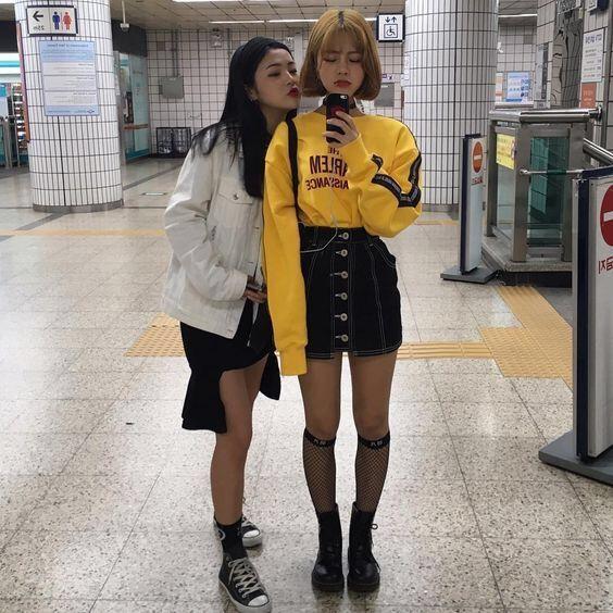 Amateur koreanische MILF