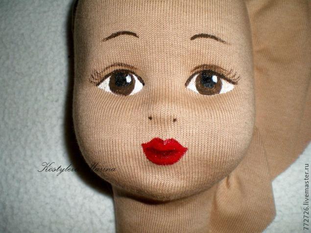 Мастер-класс: рождение куколки «Glorex». Часть вторая - Ярмарка Мастеров - ручная работа, handmade