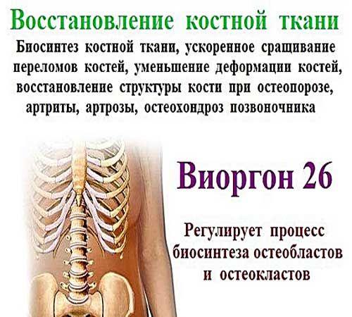Флуревиты - ОМОЛОЖЕНИЕ и ДОЛГОЛЕТИЕ