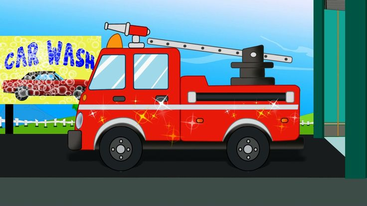 Fire Truck Car Wash | 소방차 세차 | 비디오 어린이 차량 #Toddlers #Kids #Babies #Parenting #Preschoolers ##Toddlers #Kids #Babies #Parenting #Preschoolers