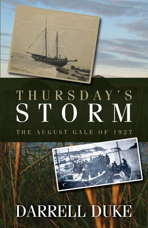 Thursday's Storm (2013) Darrell Duke novel publisher: Flanker