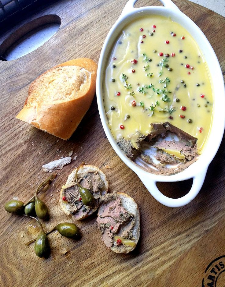 Low-Carb Silken Chicken-Liver Pâté with Green Peppercorns | Scrumptious South Africa
