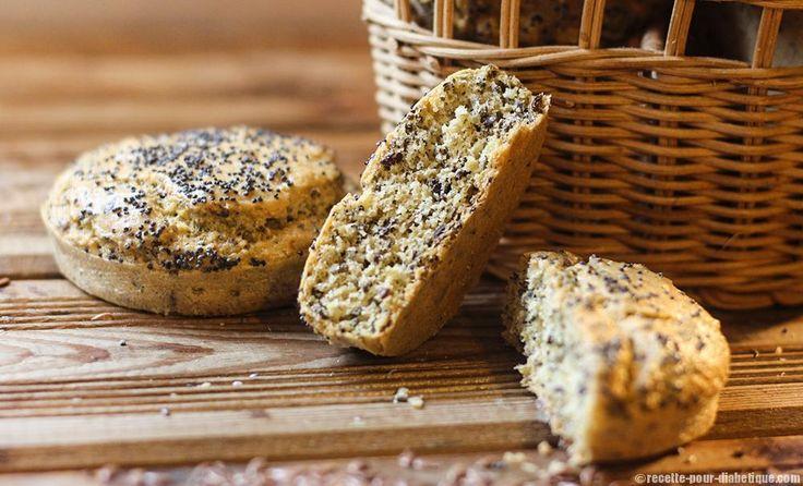 recette de petits pains low carb faibles en glucides. Black Bedroom Furniture Sets. Home Design Ideas