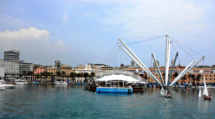 "#letteredalmondo #quellavoltaaGenova ""Quella volta a Genova…"""
