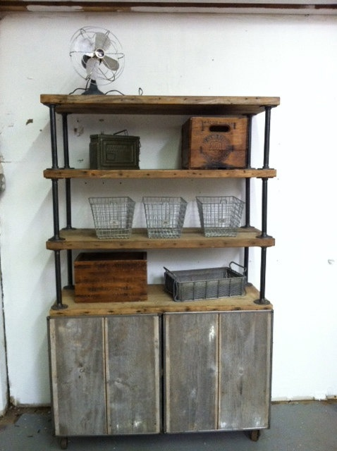 Best  Industrial Furniture  on Pinterest  Home decor