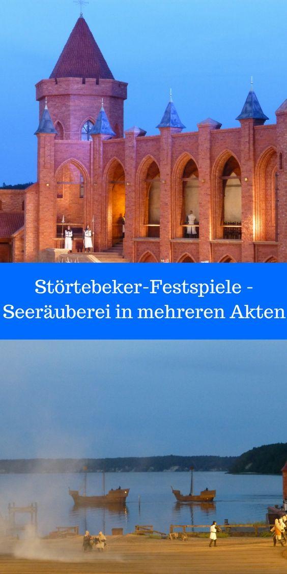 Magst Du Open Air-Theater? Dann bist Du bei den Störtebeker Festspielen auf der Naturbühne Ralswiek genau richtig. Komm' mit nach Rügen und schau, ob die Störtebeker-Festspiele auch etwas für Dich sind!