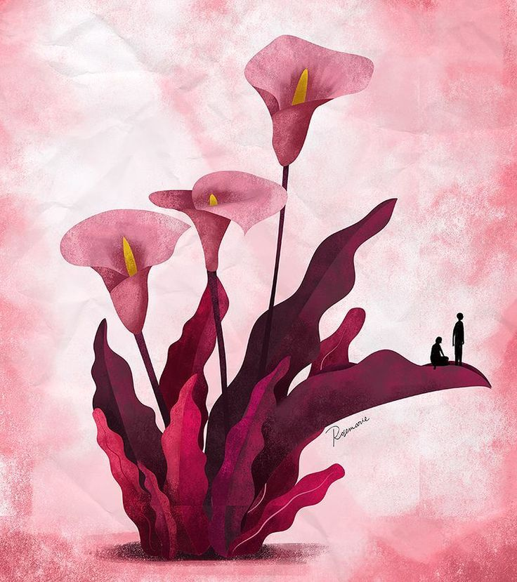 The wait. ----- La espera.  Buen fin de semana! / Have a nice weekend!  #🌷 #✏#💃 #illustrationkids #calas #illustrationoftheday #kidliart #childrenillustration #childrenbook #illustration  #100dayproject #smallhouse #smallpeople #laespera #thewait #plants  #ilustración #ilustracióndeldia #rosemariecc