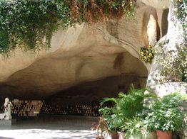 Lourdes Grotto in San Antonio TX.
