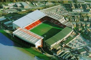 Nottingham Forest are a world famous local football club. The City Ground has a great atmosphere.