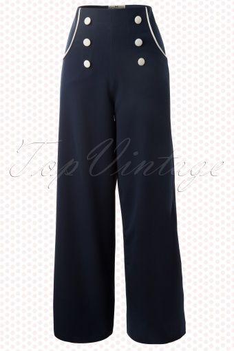 http://topvintage.nl/nl/vintage-retro/30s-bernadette-sailor-trousers-navy