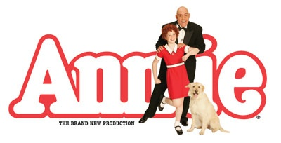 Annie The Musical ~ my very first musical theater