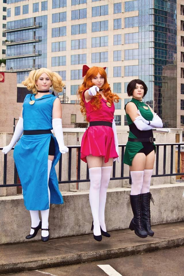 19 best Powerpuff Girls Cosplay images on Pinterest ...