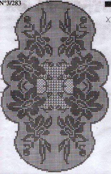Kirini ručni radovi: Scheme 244