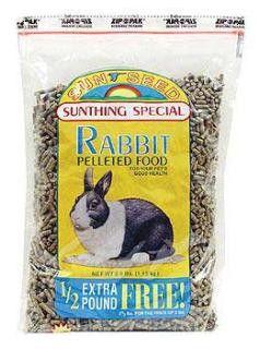 Rabbit Pellets 2.5lb (6pc)