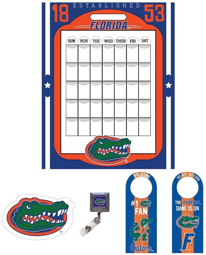 b04d1a5a158239 Pin by Robert Shawver on Gator Nation | Florida gators, Dorm Room, Plastic badge  holders