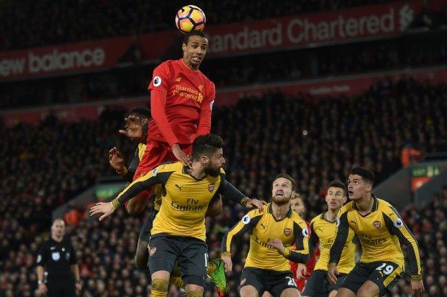 Arsenal Gagal Mencuri Poin Dari Liverpool