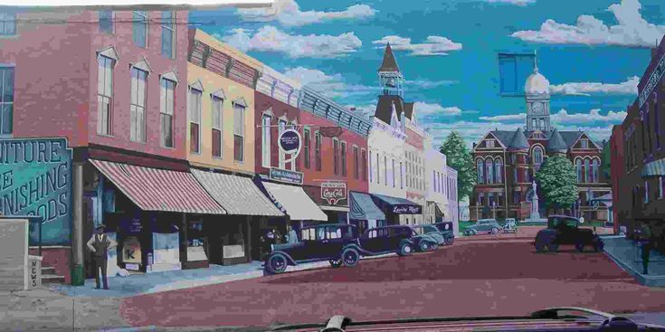 Bedford Iowa (2008)