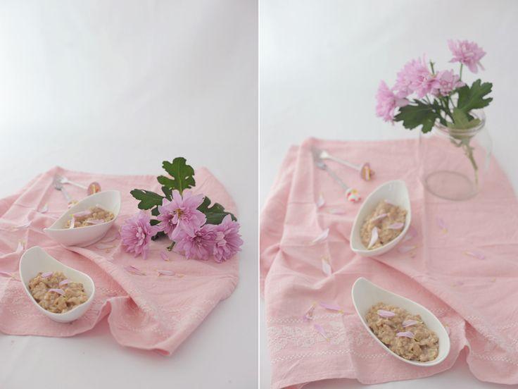 Porridge al latte di soia con cannella e mandorle tostate di Avola – Terza Ricetta di Downton Abbey |